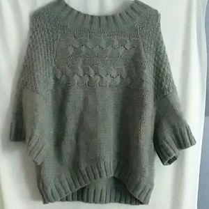 Ann Taylor Loft Gray Women's Sweater